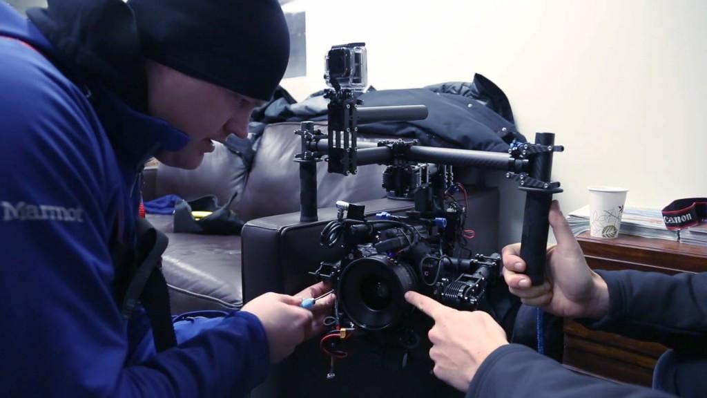 MOVI - A revolutionary new camera stabilization unit